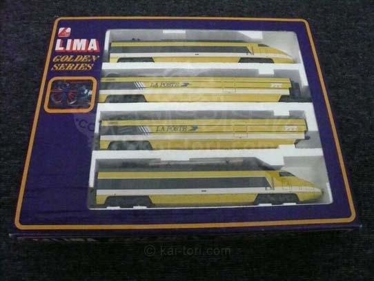 鉄道買取大阪からHOゲージ・リマ ゴールデンシリーズ買取ました♪