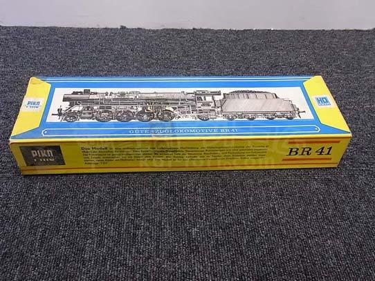 PIKO BR 41 HOゲージ  鉄道模型 大阪 買取