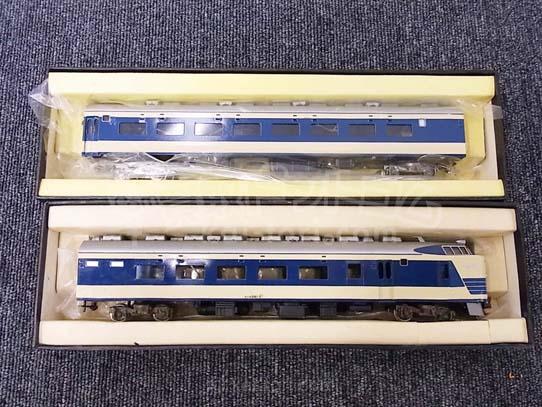 KTM/カツミ 寝台特急電車 サハネ581 クハネ581  2輌 HOゲージ 鉄道模型 大坂 買取