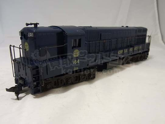 Athearn/アサーン N&W 04304 HOゲージ 鉄道模型 大阪 買取