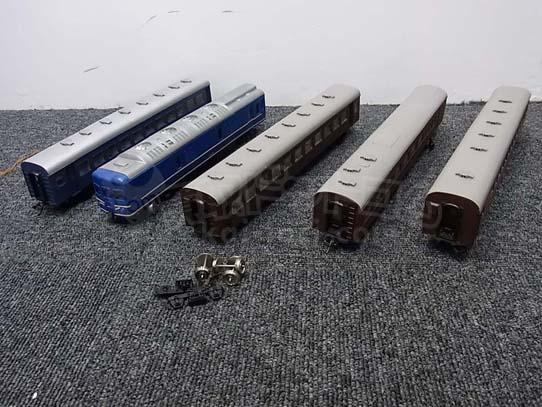 ナカムラ/NAKAMURA 模型 HOゲージ  40系コーチなど 兵庫で買取しました。