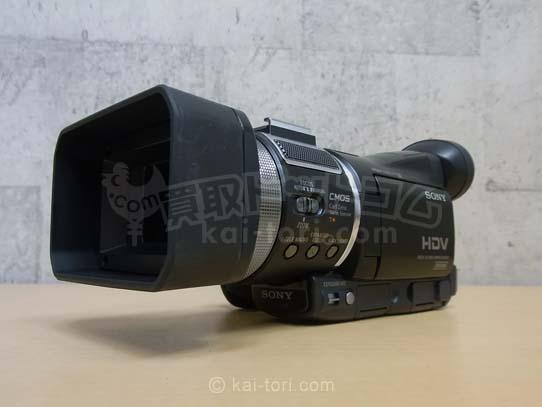 ソニー/SONY HDVカムコーダー/ビデオカメラ HVR-A1J 東京、中野区にて買取。