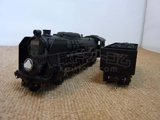 KTM/カツミのC62 HOゲージ  鉄道模型 大阪市にて買取しました。