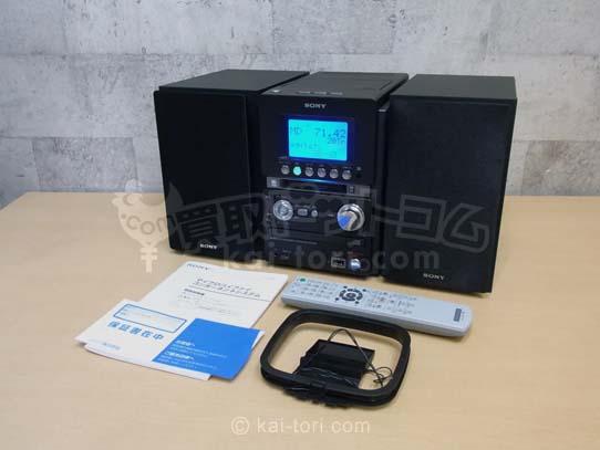 ソニー/SONY オールインワンコンポ CMT-M35WM 千葉、市川市にて買取。