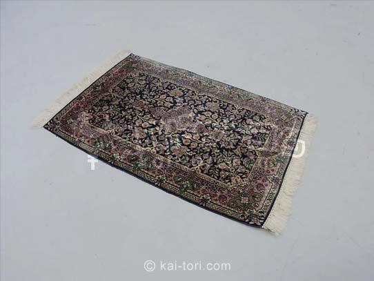 ペルシャ絨毯 Nain/ナイン シルク製 港区にて買取しました