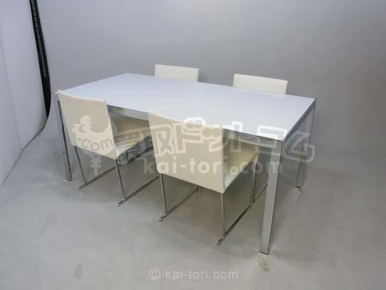 ビーアンドビーイタリア/B&B ITALIA ザ・テーブル Solo chair アームレスチェア 買取in東京