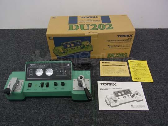 TOMIX TCSパワーユニット N-DU202-CL 大阪市内 で買取ました