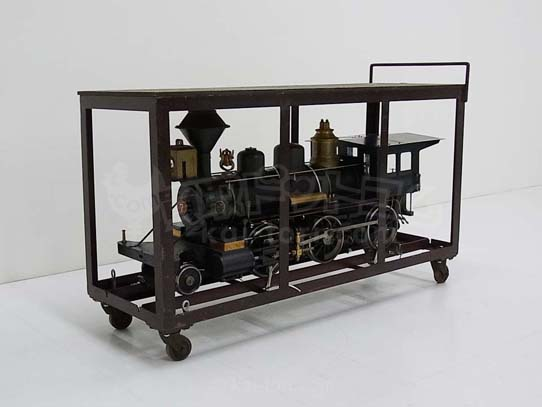小川精機 蒸気機関車 ボールドウィン モーガル 7.5インチゲージ他 D51部品 委託販売用に預かってきました!