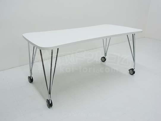 kartell / カルテル  Max マックスキャスターテーブル 世田谷区にて買取しました。
