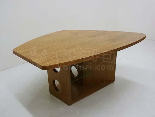 TECTA/テクタ M21ダイニングテーブル ウォールナット 品川区にて買取しました。