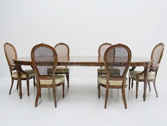 DREXEL HERITAGE Cameo Classics Dining Table / ドレクセル ヘリテイジ キャメオクラシックス ダイニングテーブル 港区にて買取ました!