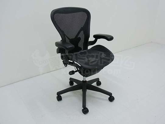HermanMiller / ハーマンミラー aeron chair / アーロンチェア ポスチャーフィット