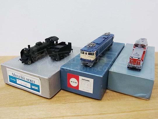 鉄道模型 MIYAZAWA KTM カツミ HOゲージ