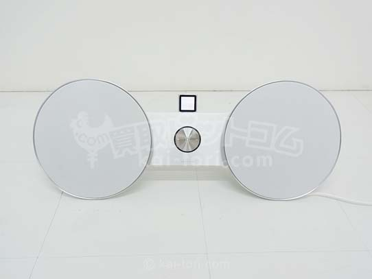 '13.09.20 Bang&Olufsen スピーカー BeoPlay A8 ホワイト