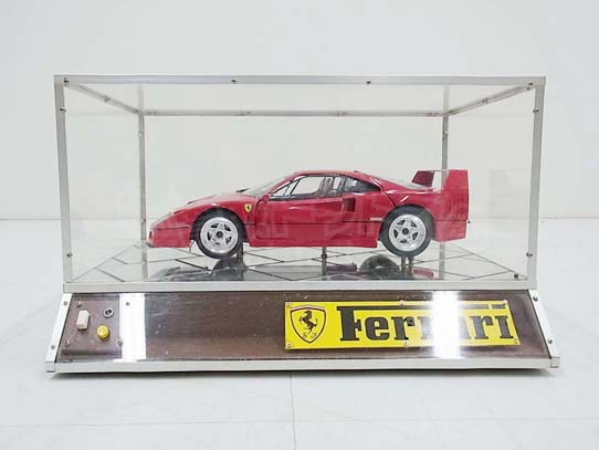'13.12.22 Ferrari / フェラーリ 模型 F40 LM