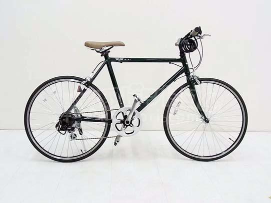 '13.12.16 未使用品 ミニクーパー AL-TR247 クロスバイク 24インチ