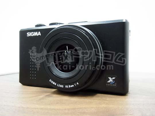 '14.04.10 SIGMA/シグマ コンパクトデジタルカメラ DP1