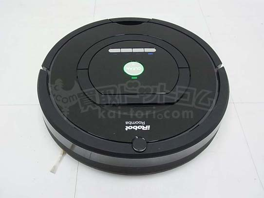 '14.06.15 iRobot / アイロボット ロボット掃除機ルンバ770