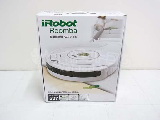 '14.07.25 iRobot ロボット掃除機ルンバ537J