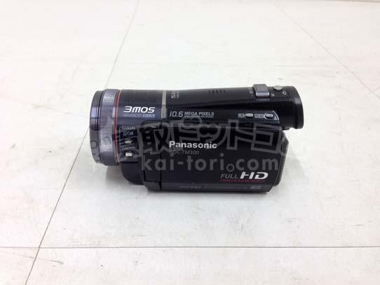 '14.10.24 Panasonic / パナソニック デジタルハイビジョンビデオカメラ HDC-TM300