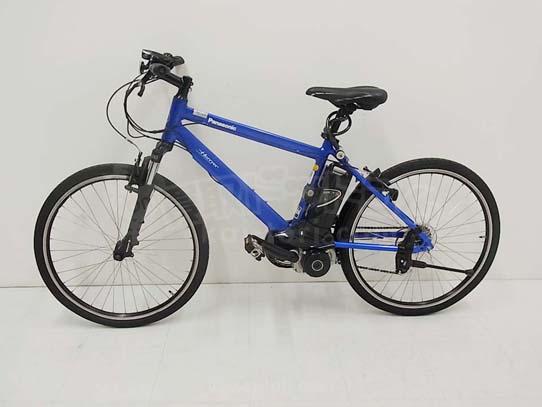 '14.10.18 パナソニック  BE-ENH673v2 Hurryer ハリヤ スポーティ電動アシスト自転車 26インチ 7段変速付 2011年モデル
