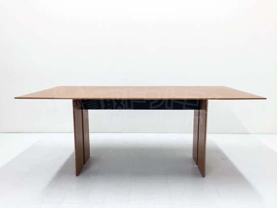 14'12.11 arflex /  アルフレックス TAVOLO NAVE タボロナーベ ダイニングテーブル