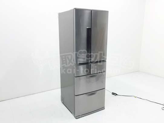 '15.03.11 三菱 冷凍冷蔵庫 置けるスマート大容量 JXシリーズ MR-JX53X-N1