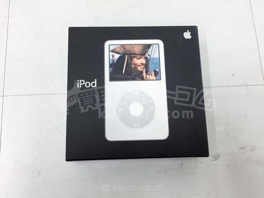 買取金額 5,000円 Apple iPod 80GB MA448JA ホワイト
