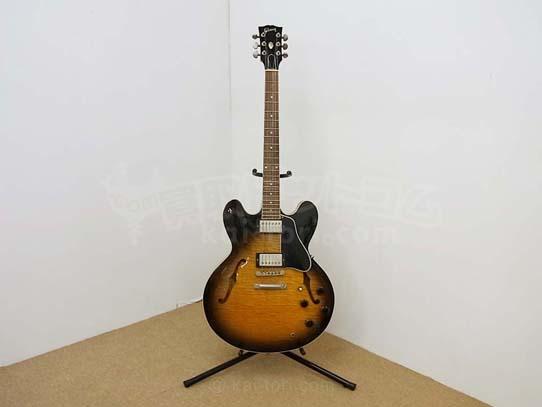 Gibsonセミアコースティックギター(セミアコ)ES-335
