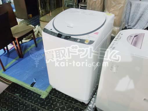 買取金額 15000円 13年製 Panasonic/パナソニック NA-FR80H7 洗濯乾燥機