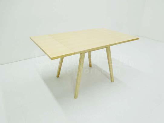 買取金額 20,000円 IDEE イデー TAMPT タンプト エクステンションダイニングテーブル