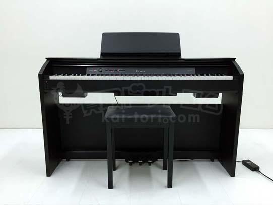 買取金額 14,000円 Casio カシオ Privia PX-850BK デジタルピアノ