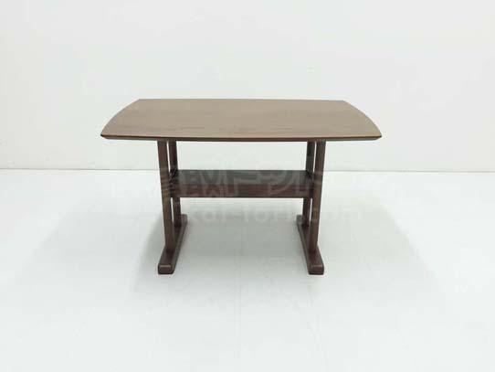 買取金額 5,000円 unico ウニコ SUK スーク ダイニングテーブル