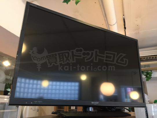 買取金額 13,000円 SHARP/シャープ 2015年製 AQUOS LC-32H11 液晶テレビ