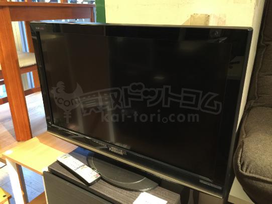 買取金額 12,000 Panasonic/パナソニック VIERA 32インチ 液晶テレビ TH-L32R1