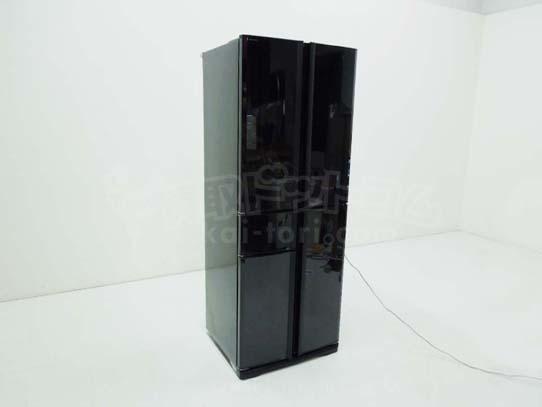 買取金額 80,000円 amadana アマダナ 冷蔵庫 ZR-541-BK 405L 2014年製