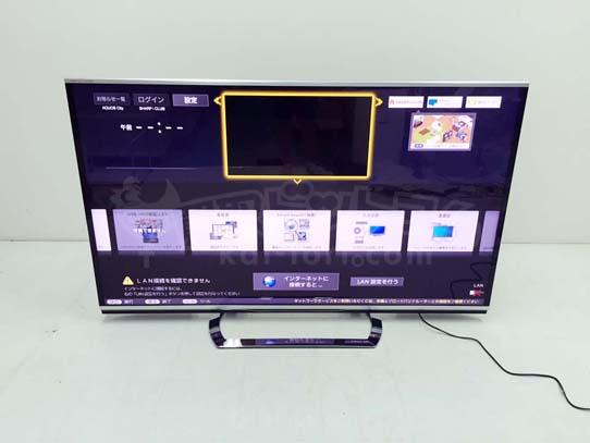 買取金額 250,000円 SHARP シャープ AQUOS クアトロン 3D LC-80XL9 2014年製