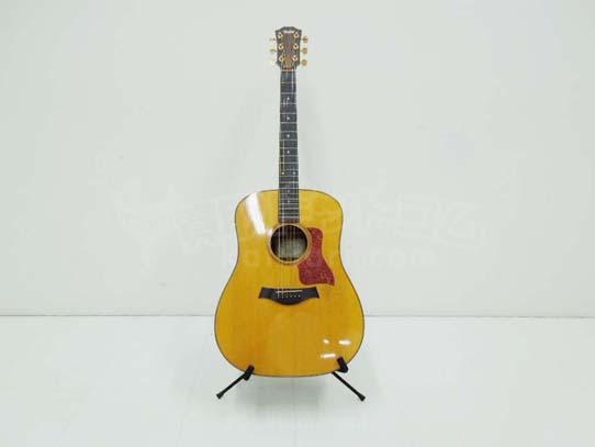 買取金額 30,000円 Taylor テイラー 710-L9 アコースティックギター 2004年