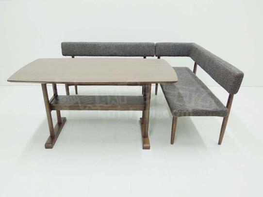 買取金額 40,000円 unico ウニコ SUK スーク ダイニングテーブル ソファセット