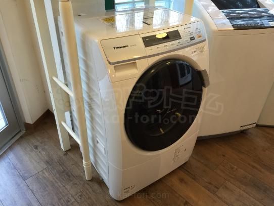 買取金額 17,000円 Panasonic/パナソニック NA-VD110L-W ドラム式洗濯乾燥機(6.0kg)エコナビ