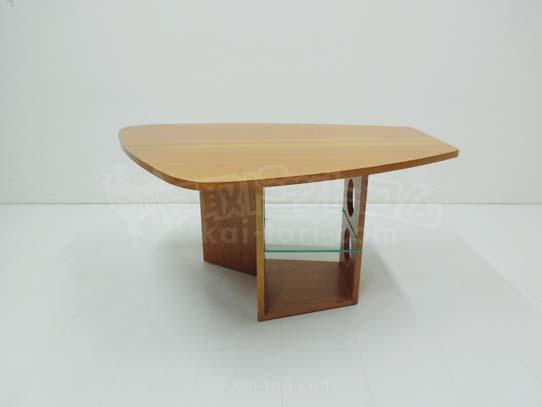 買取金額 100,000円 TECTA テクタ M21-1 ダイニングテーブル チェリー材
