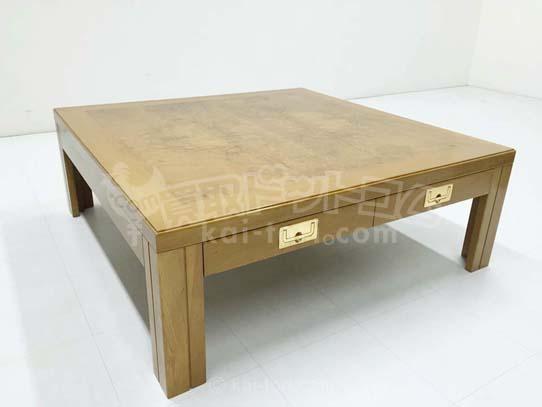 買取金額 25,000円 カリモク ドマーニ / モーガントン テーブル
