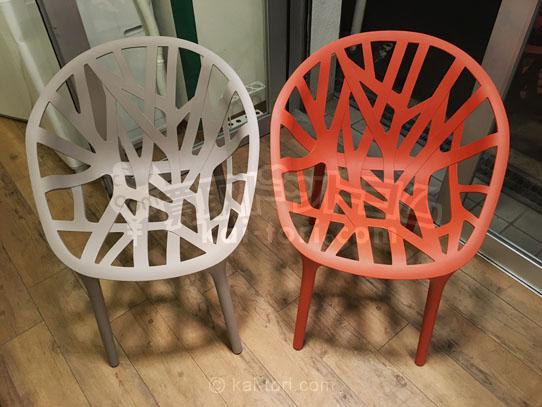 買取金額 10000円 vitra/ヴィトラ Vegetal(ベジタル) Ronan & Erwan Bouroullec(ロナン&エルワン・ブルレック) カラー:brick/mauve grey
