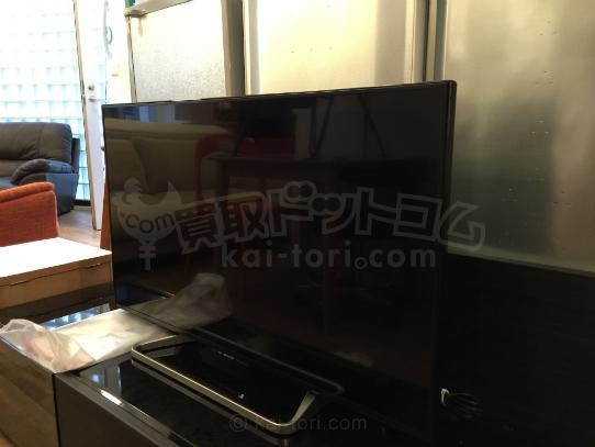 買取金額 35,000円  シャープ 40V型 液晶テレビ ブラック アクオス SHARP AQUOS LC-40W20-B