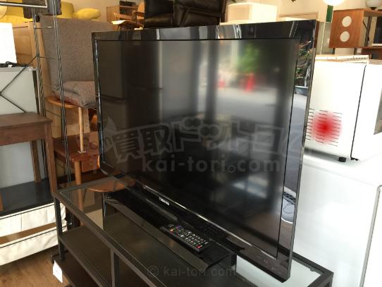 買取金額 ¥17,500 TOSHIBA/東芝  40V型 ハイビジョン 液晶テレビ REGZA 40A2