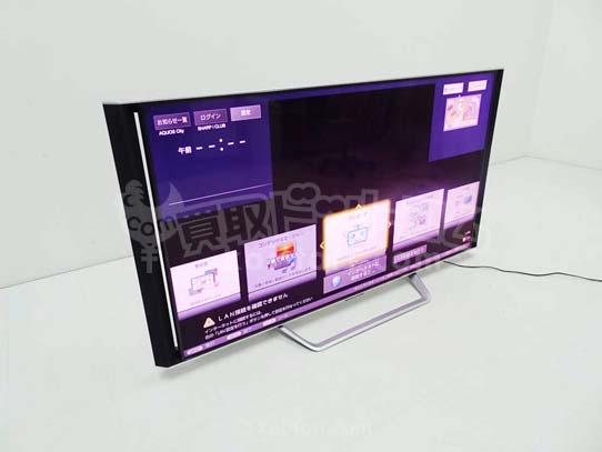 買取金額300,000円 SHARP シャープ アクオス LC-70XG35 液晶テレビ 2016年製
