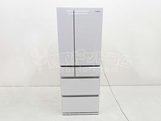 買取金額 ¥70,000 Panasonic パナソニック フレンチ6ドア エコナビ パーシャル搭載 冷蔵庫 NR-F561PV-W 2016年製