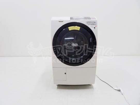 買取金額 ¥43,000 HITACHI 日立 / ヒートリサイクル 風アイロン 11キロ ビッグドラム スリム BD-S8800L 2016年製