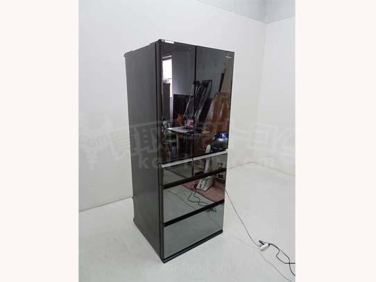 買取金額 50,000円 Panasonic パナソニック フレンチ 6ドア冷蔵庫 NR-F602WPV-X 601L  2016年製