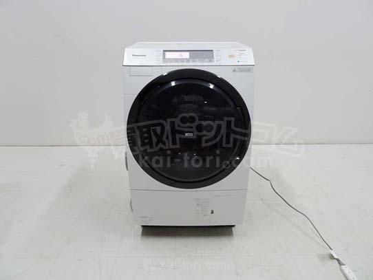買取金額 50,000円 Panasonic パナソニック ななめドラム洗濯乾燥機 エコナビ NA-VX7800R 10キロ 2018年製